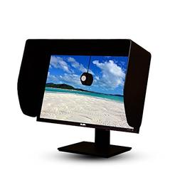 iLooker-24P 24 inch Pro Edition LCD LED Video Monitor Hood S