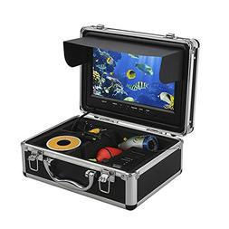 Eyoyo 9 Inch LCD Monitor Underwater Fishing Video Camera Fis