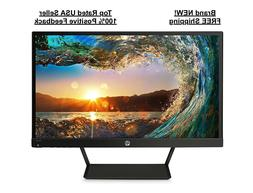 NEW HP Pavilion 21.5-Inch IPS LED HDMI VGA Monitor   FREE S