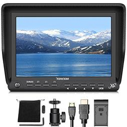 Neewer NW-S7 7 inches 4K HD Field Monitor with HDMI Input an