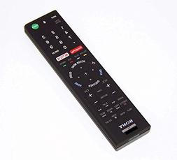 OEM Sony Remote Control Originally Shipped With: XBR65X850D,