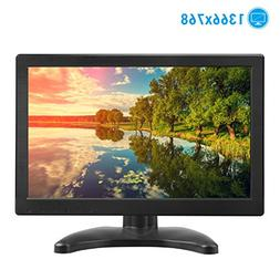 "Toguard 12"" Inch TFT LCD Portable Camera Monitor HD 1366x768"