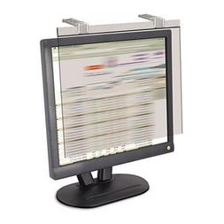 LCD Privacy/Antiglare Filters, Fits 19 quot;-20 quot;