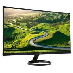 "Acer R1 Series 21.5"" Full HD LCD Monitor - Black"