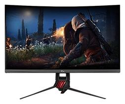 "ASUS 31.5"" Curved Gaming Monitor WQHD 1440p 144Hz DP HDMI"
