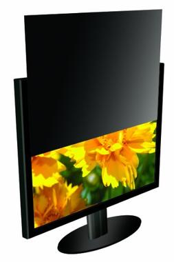 Kantek Secure-View Blackout Privacy Filter for 20-Inch Wides