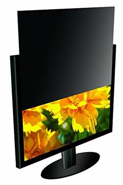 Kantek Secure-View Blackout Privacy Filter fits 20-Inch Stan