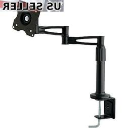 """Protronix Single Monitor Desk Mount Stand, Fits 10-25"""" LED /"""