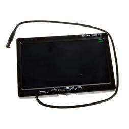 Us-vision 7 Inch TFT LCD Color 2 Video Input Car Rearview He