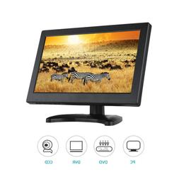 Eyoyo 12inch TFT LCD Monitor HDMI Video VGA TV AV 1366*768 H