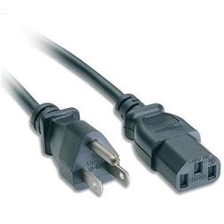 SoDo Tek TM 6 FT 3 Prong AC Power Cord Cable Plug FOR HP w19