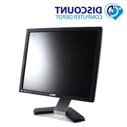 "Dell UltraSharp 17"" Desktop Computer PC LCD Monitor"