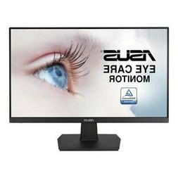 Asus VA24EHE 23.8  FHD 75Hz Gaming LCD Monitor Black - 1920