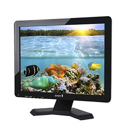 Eyoyo 17inch Widescreen LCD Monitor 1280x1024 Resolution 4:3