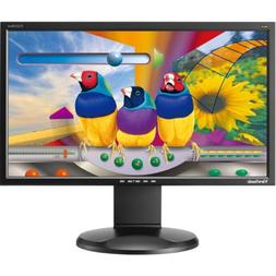 22in Ws Led Monitor 1920x1080 Dvi/Vga H/S/T Speakers 2usb